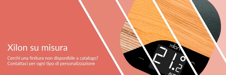 Personalizza Xilon